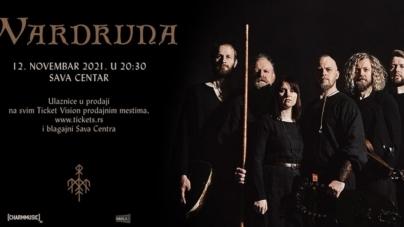 Novi datum za beogradski koncert grupe Wardruna
