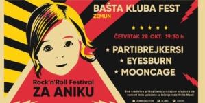 FEST #ZaAniku – Partibrejkersi, Eyesburn, KKN i drugi na humanitarnim koncertima za Aniku Manić