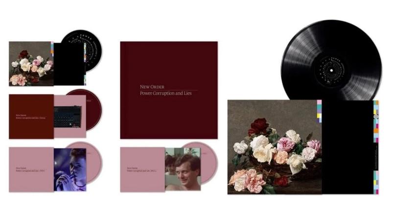 """Power, Corruption & Lies"": Bezvremeni klasik New Ordera dostupan u deluxe kolekcionarskom izdanju"