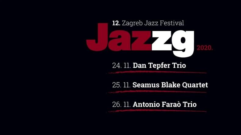 12. Zagreb Jazz Festival (Jazzg) u Kinu SC
