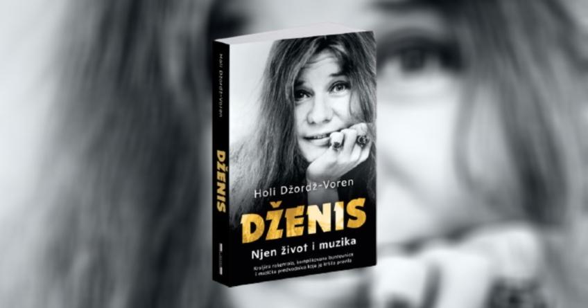 """""""Dženis: Njen život i muzika"""": Objavljena intimna biografija kraljice rokenrola u izdanju Lagune"""