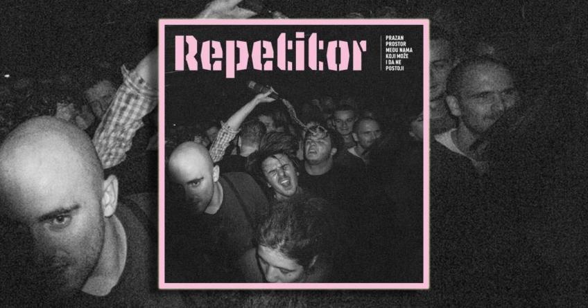 Repetitor objavio novi album 'Prazan prostor među nama koji može i da ne postoji'