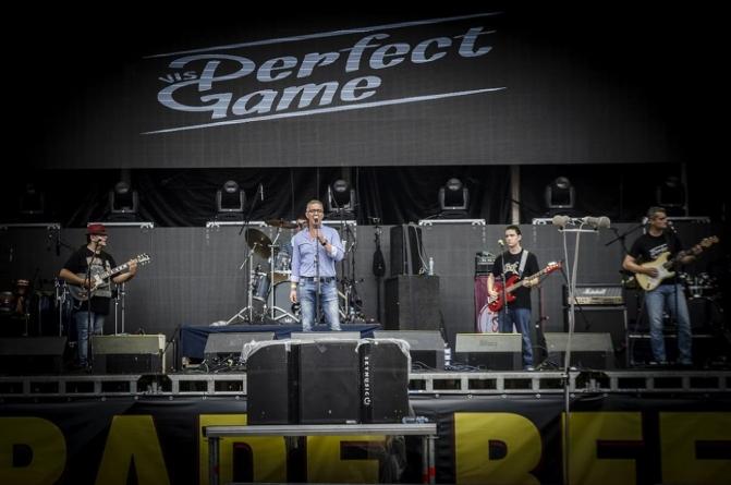 """""""Kad bi"""", novi singl grupe The Perfect Game"""