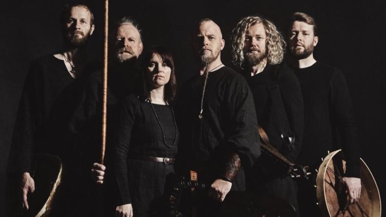 "Wardruna predstavila novi singl ""Andvevarljod"""