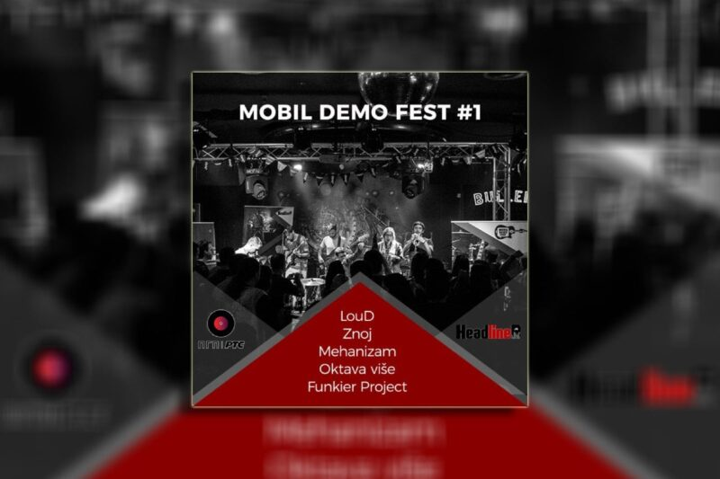 Mobil Demo Fest #1 cover