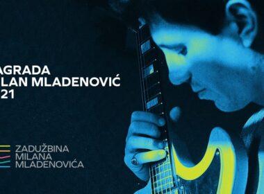 O nagradi Milan Mladenović