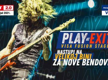 EXIT i Visa biraju četiri nova autorska benda za nastup na Fusion bini