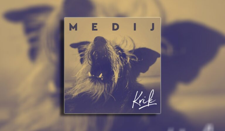 Medij album Krik