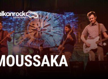 Balkanrock Sessions online koncert benda Moussaka