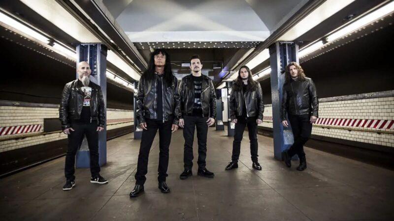 Anthrax 1. studenog 2022. u zagrebačkoj Tvornici kulture