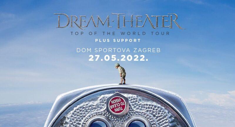 Dream Theater 27.5.2022. u Zagrebu