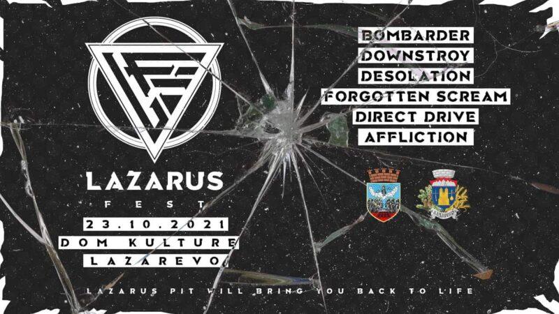 Treće izdanje Lazarus Festa 23. oktobra