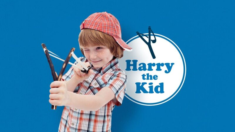Harry the Kid Jedan stih