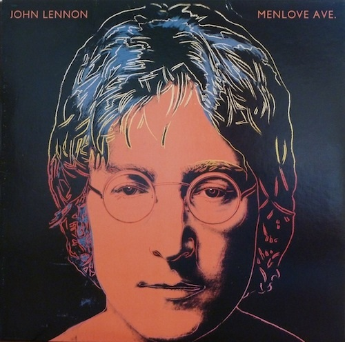 John Lennon - Menlove Ave (1986)