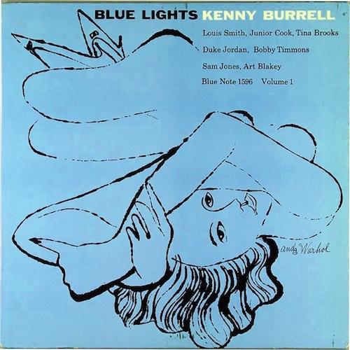 Kenny Burrell - Blue Lights, Volume 1(1958)