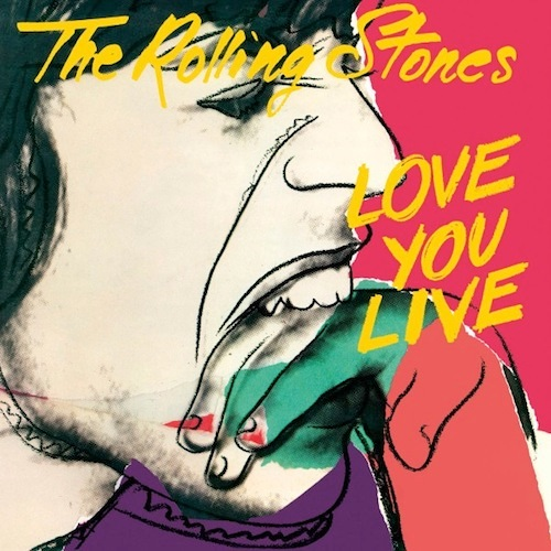 The Rolling Stones Love You Live (1977)