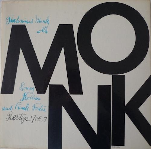 Thelonious Monk - Monk (1956)