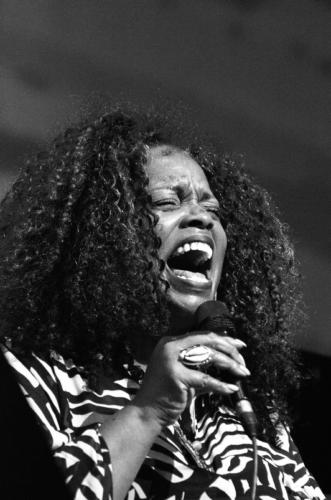 Dianne Reeves and Quartet 1