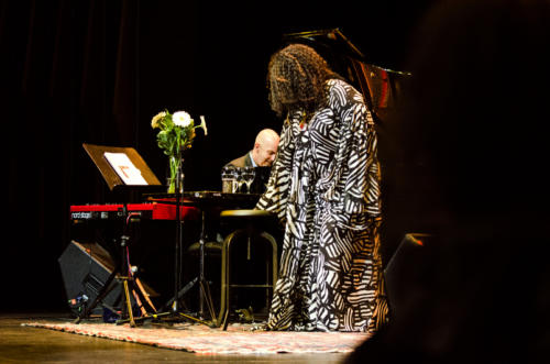 Dianne Reeves and Quartet 10