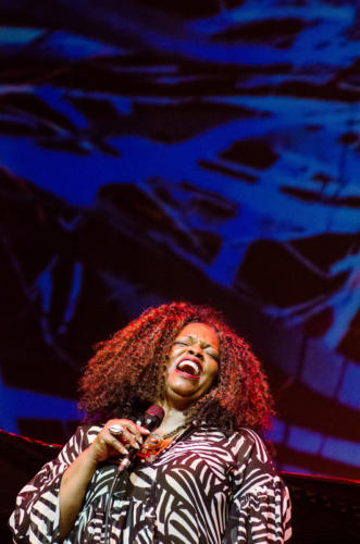 Dianne Reeves and Quartet 5