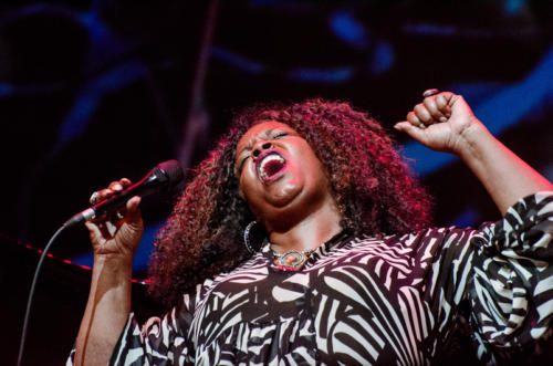 Dianne Reeves and Quartet 7